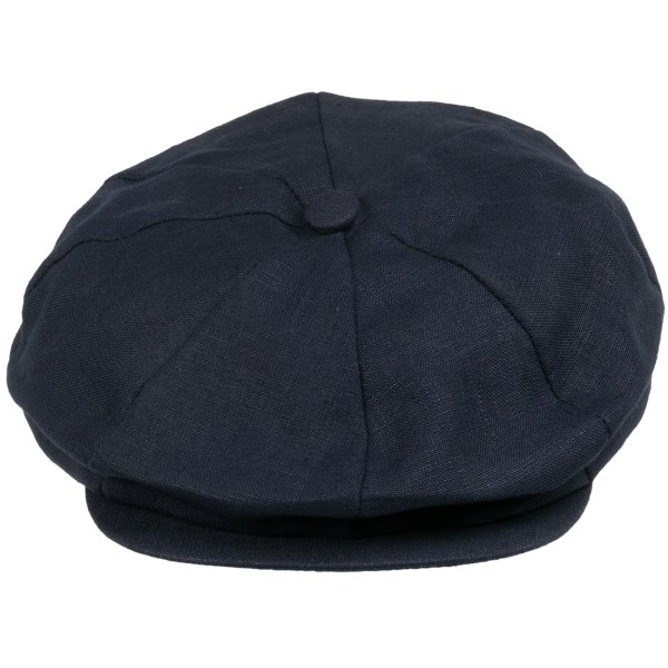 CLOSEOUTS . A favorite of sophisticated musicians and dapper intellectuals, Stetsonand#39;s Lancaster Newsboy cap rests comfortably on your head and proves youand#39;ve got more on your mind than sophomoric pursuits. Available Colors: KHAKI, NAVY, OATMEAL. Sizes: M, L, XL, 2XL.