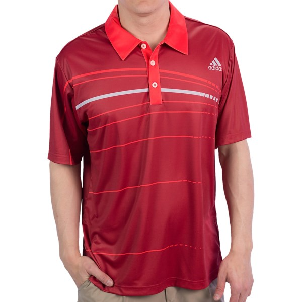 Adidas Golf PGA Polo Shirt - Short Sleeve (For Men)