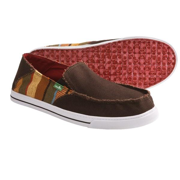 Sanuk Baseline Raw Shoes (For Men)