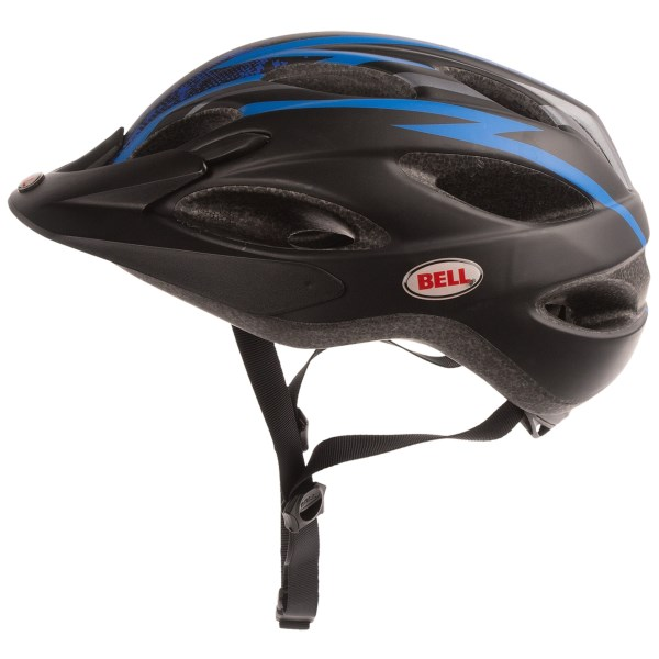 CLOSEOUTS . Belland#39;s Piston mountain bike helmet delivers straightforward protection for off-road adventures, with 15 cooling air vents and easy adjustability. Available Colors: WHITE/SILVER DAGGER, SILVER/TURQUOISE SPLINTER, ORANGE/BLUE/BLACK SPLINTER, MATTE TITANIUM SPLINTER, BLACK/RED RALLY, BLACK/RED/WHITE SCURVY, CHARCOAL/BLUE/PINK HELIX, MATTE BLACK/BLUE/TITANIUM ZENITH, MATTE BLACK/TITANIUM RALLY, WHITE, WHITE/BLACK/RED RALLY, WHITE/ SILVER APEX. Sizes: O/S.