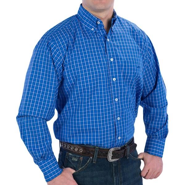 Resistol Ranch Button-Up Western Shirt - Long Sleeve (For Men)