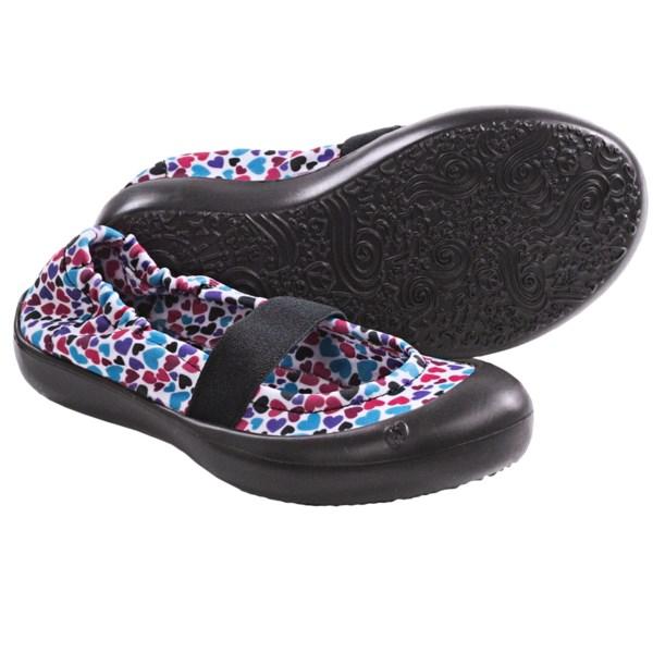 Swyt Ballerina Flats (for Little Girls)