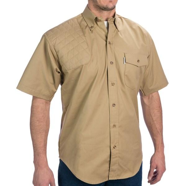 McAlister Shooting Shirt - Short Sleeve (For Men)