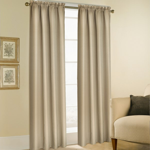 United Curtain Co. Bedford Curtains - 108x63?, Rod Pocket