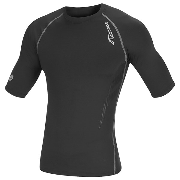 Saucony AMP Pro2 Shirt - Short Sleeve (For Men)