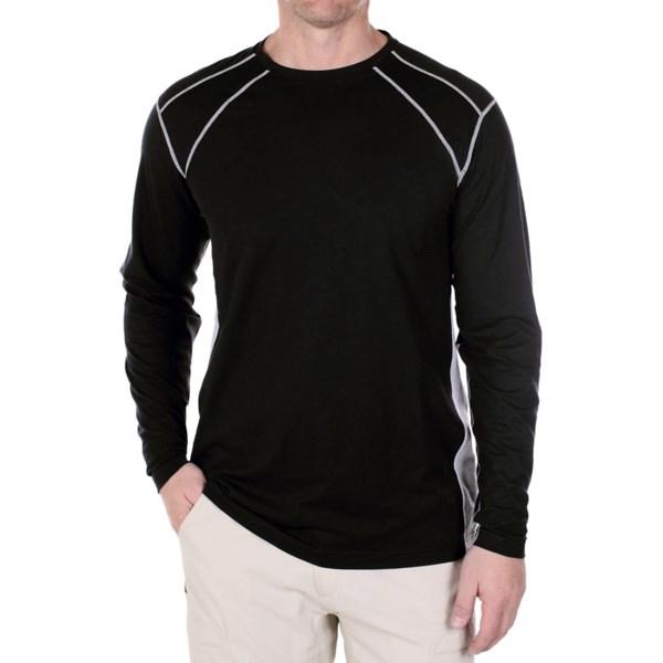 ExOfficio ExO Dri Carbonite Shirt - Crew Neck, Long Sleeve (For Men)
