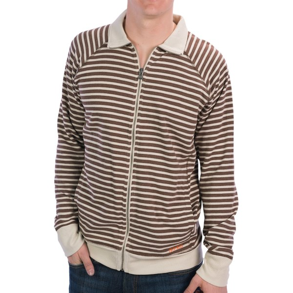 Gramicci Albion Delancy Sweatshirt - French Terry, Full Zip (For Men)