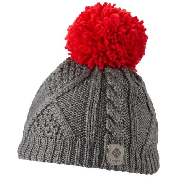 Columbia Sportswear Double Trouble Beanie Hat - Fleece Lining (for Youth)