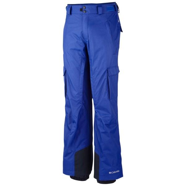 Columbia Sportswear Ridge 2 Run II Omni-Heat(R) Omni-Tech(R) Ski Pants - Waterproof (For Men)