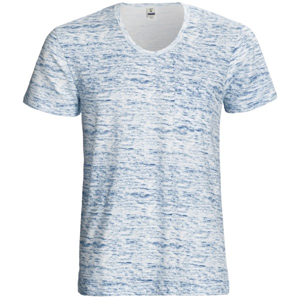 Calida Liberty T-Shirt - Stretch Cotton, Short Sleeve (For Men)