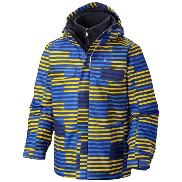 Columbia Sportswear Bugaboo Interchange Jacket (For Boys)