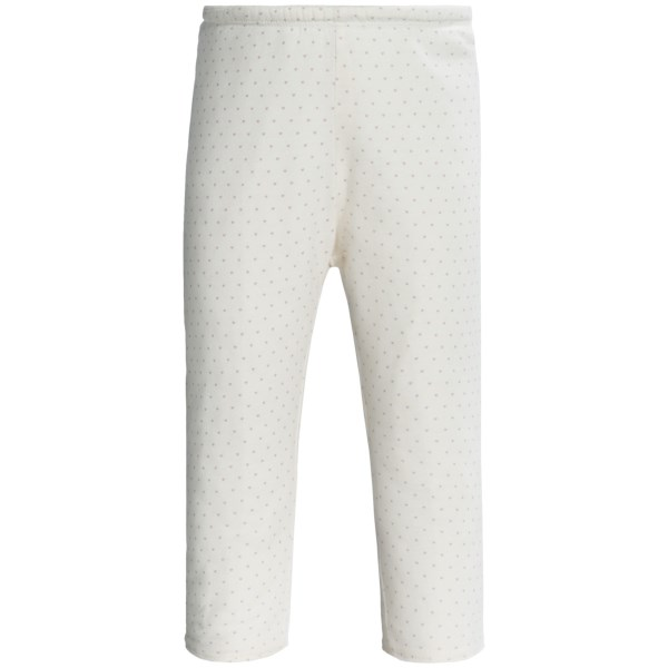 Quilted Knit Pants (for Infant Girls)