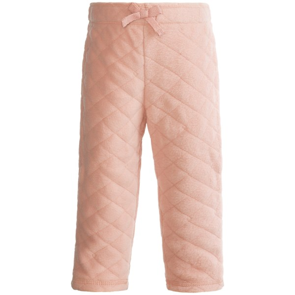 Quilted Sherpa Pants (for Infant Girls)