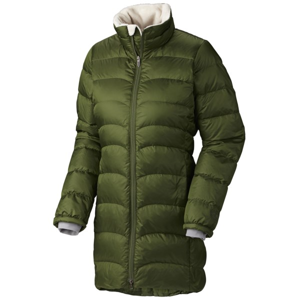 photo: Mountain Hardwear Downtown Parka II