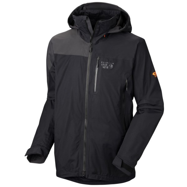 Mountain Hardwear Compulsion Dry.Q(R) Elite Ski Jacket - Waterproof (For Men)