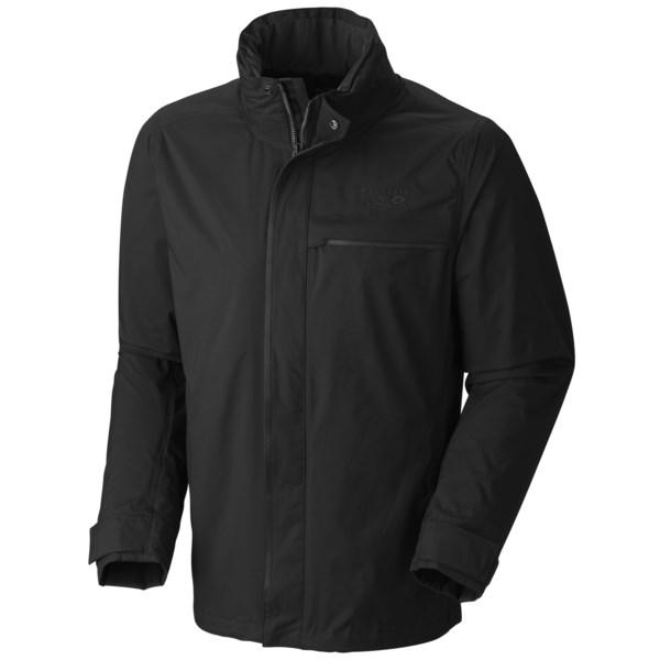 Mountain Hardwear Pisco Jacket   Waterproof  Soft Shell (For Men)   DUFFEL (L )