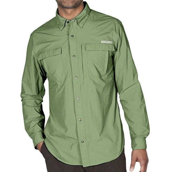 Exofficio Bugsaway(r) Halo Shirt - Upf 30 , Long Sleeve (for Men)