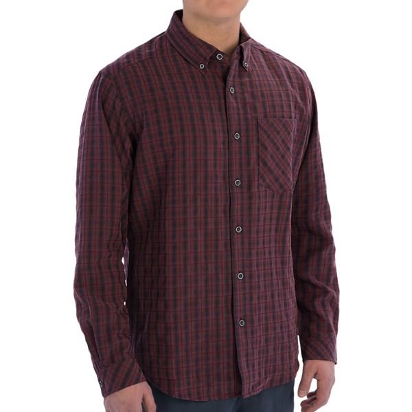 ExOfficio Pisco Plaid Shirt - Long Sleeve (For Men)