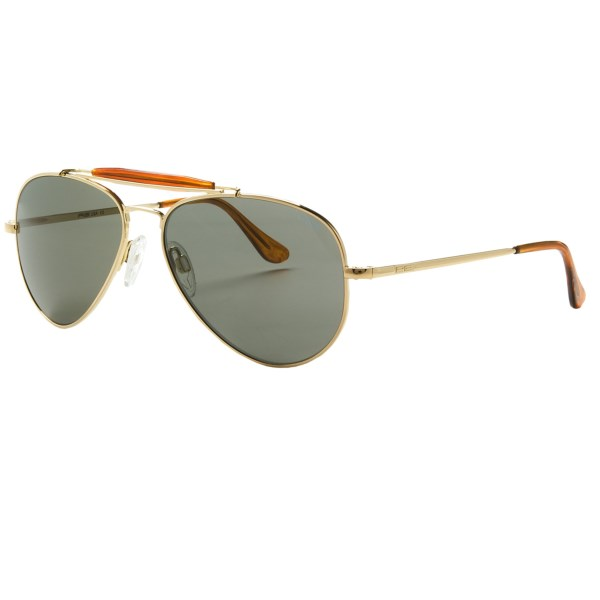 Randolph Sportsman Sunglasses - 57mm Glass Lenses