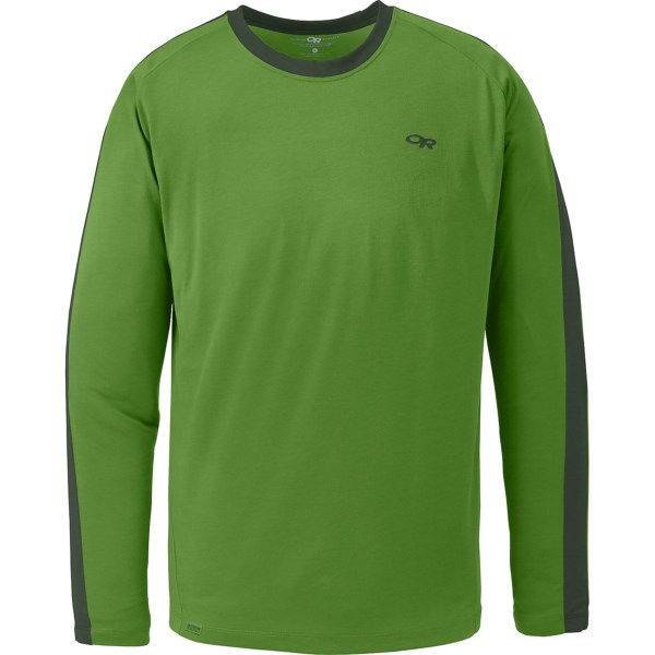 Outdoor Research Sequence Crew Shirt - Long Sleeve (For Men)