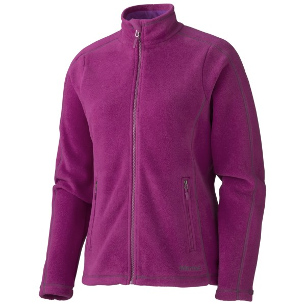 Marmot Furnace Fleece Jacket Polartec(R) Classic Fleece (For Women)