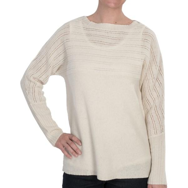 Woolrich Beacon Shetland Wool Sweater - Pullover (For Women)