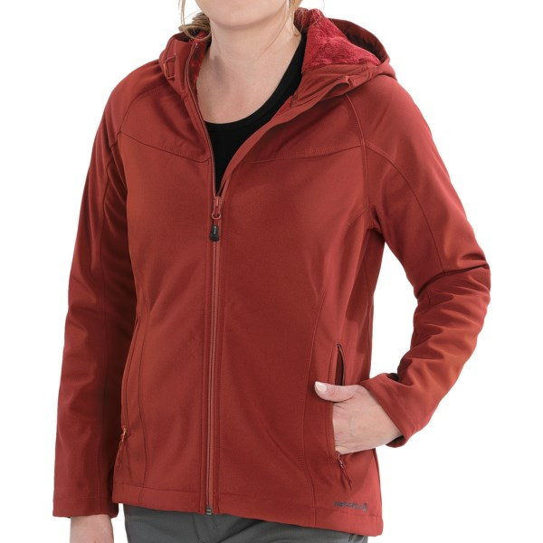Merrell Layne Hooded Softshell