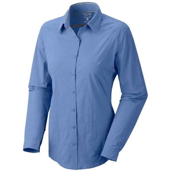 Mountain Hardwear Coralake Supreme Shirt - UPF 25, Long Sleeve (For Women)