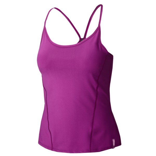 Mountain Hardwear Nulana Tank Top - UPF 50 , Built-In Bra (For Women)