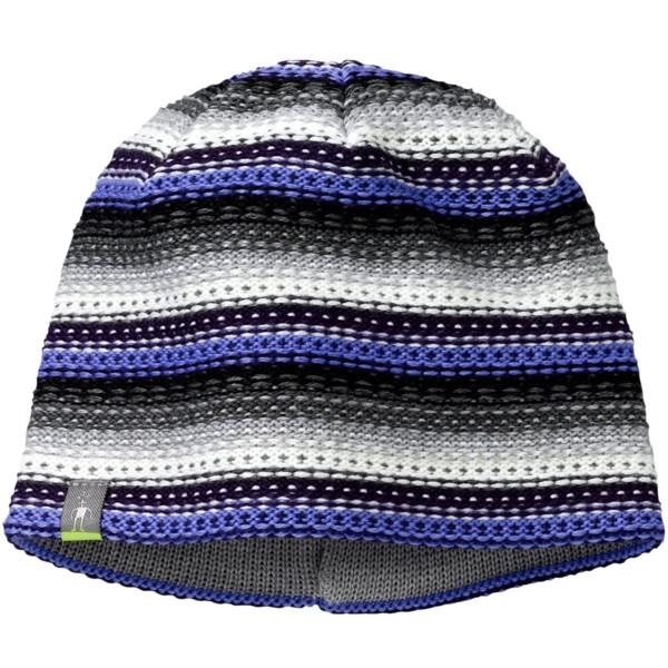 Smartwool Marble Ridge Beanie Hat- Merino Wool (for Women)