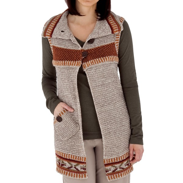 Royal Robbins Mystic Knit Vest - Wool Blend (For Women)