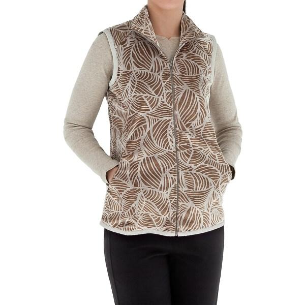 Royal Robbins Moon Dance Vest - UPF 50 , Velvet Fleece (For Women)