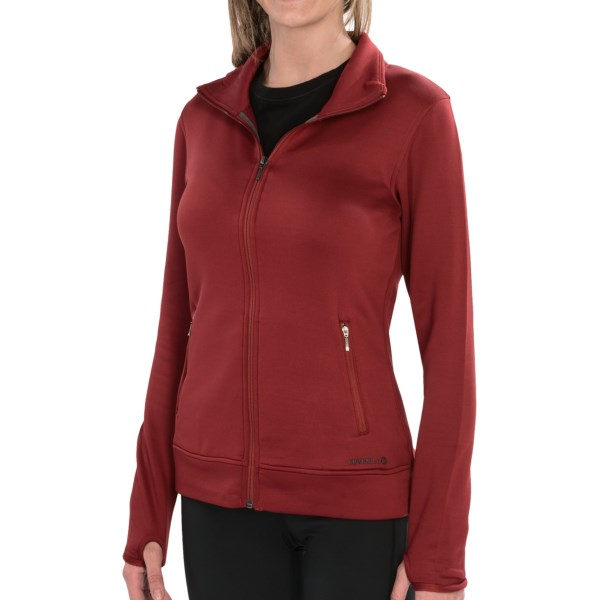 photo: Merrell Mea Silken Fleece Full Zip