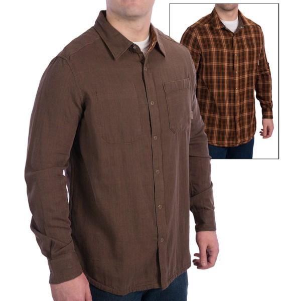 Merrell Highgate Reversible Shirt - Long Sleeve (For Men)