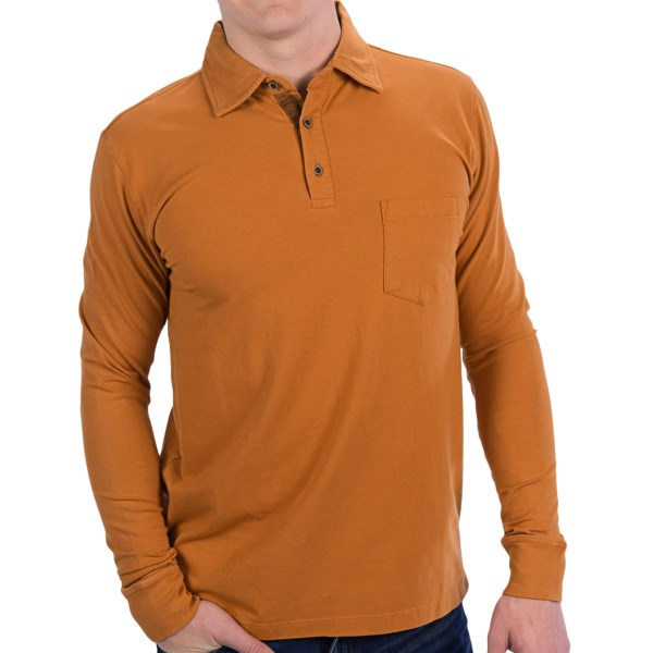 Vintage 1946 Stretch Cotton Jersey Shirt - Long Sleeve (For Men)