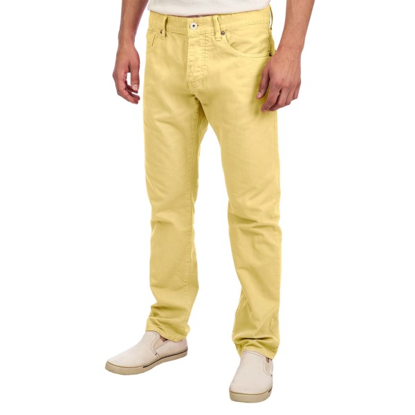 Scotch and Soda Straight Leg Denim Jeans - Slim Cut (For Men)