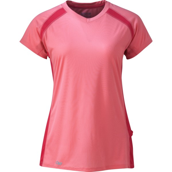 Outdoor Research Echo Duo T-shirt - Upf 15, Short Sleeve (for Women)