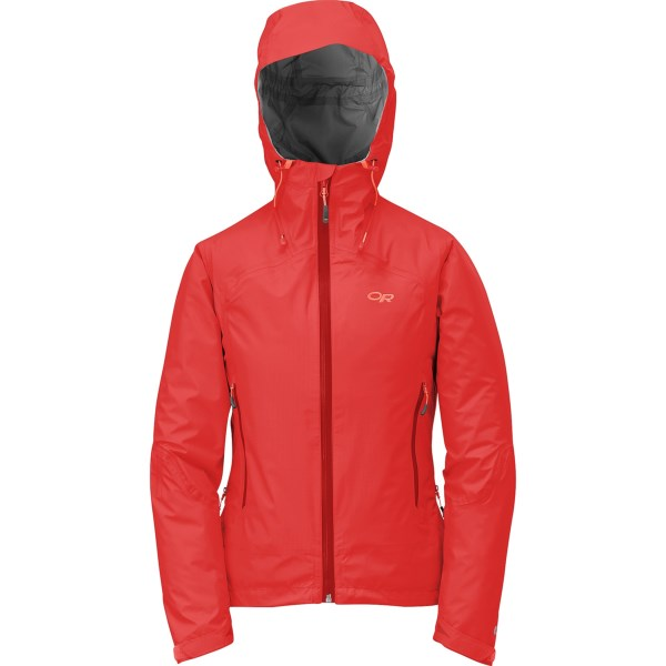 Outdoor Research Paladin Jacket - Waterproof, Ventilated (For Women)