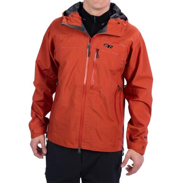 Outdoor Research Mentor Jacket Reviews Trailspace Com