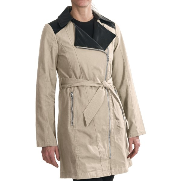 Marc New York by Andrew Marc Cali Coat - Vintage Canvas (For Women)