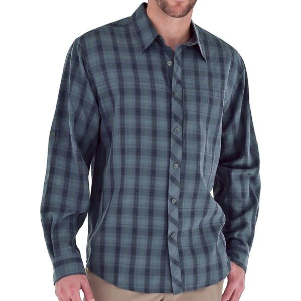 Royal Robbins Payette Plaid Shirt - UPF 50 , Long Sleeve (For Men)