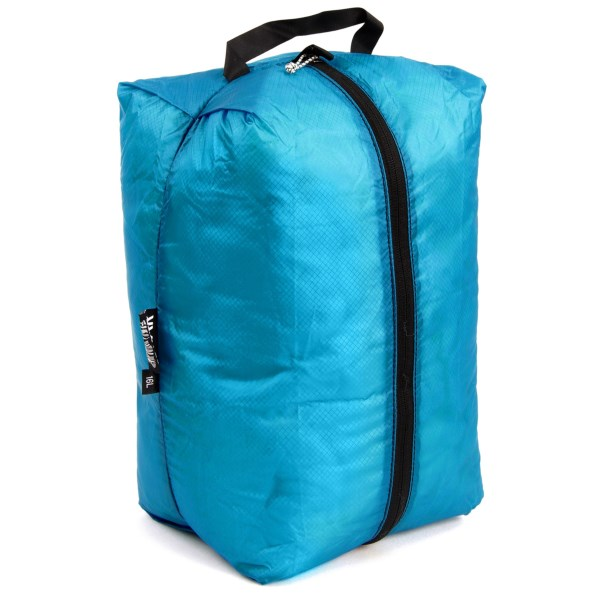 CLOSEOUTS . Keep gear and other items secure, clean and organized on camping trips with Granite Gearand#39;s Air Zippsack, crafted of ultralight, water-repellent Sil-Nylon Corduraand#174; with bathtub construction to keep seams off the ground. Available Colors: BLUEBERRY.