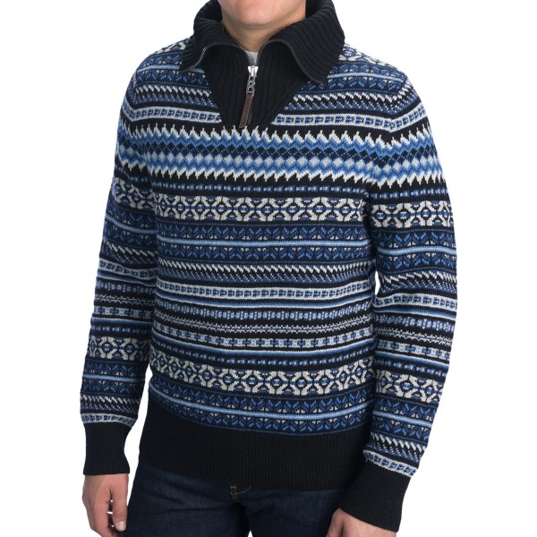 Bogner Fire   Ice Brandon Lana Wool Sweater (for Men)