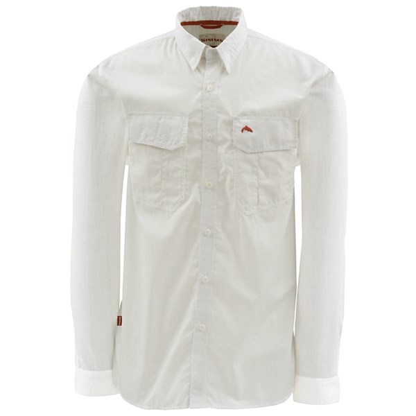 Simms Transit Shirt - Cotton, Long Sleeve (For Men)