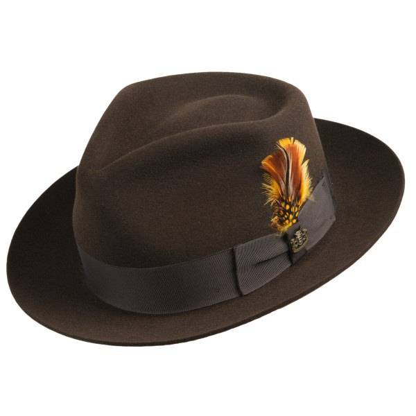 Dorfman Pacific Biltmore Philly Hat (For Men)
