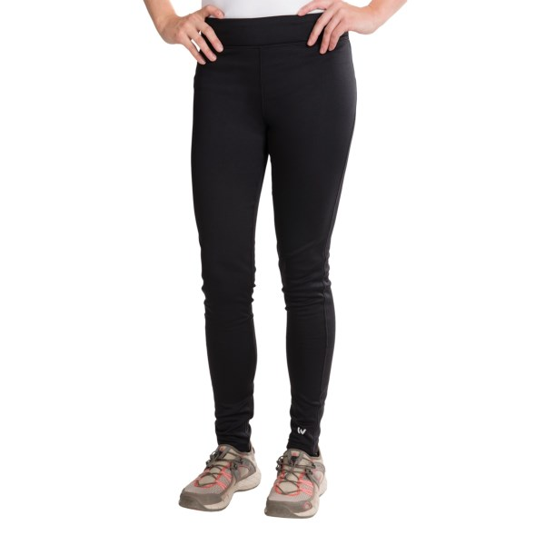 White Sierra Sierra Stretch Leggings (For Women)