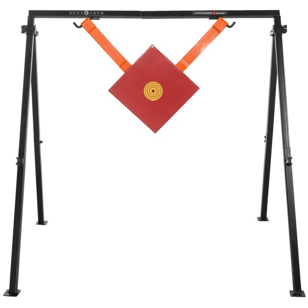 CLOSEOUTS . Do-All Outdoorsand#39; Thunder Clap high-caliber gong target has a swinging design with a sturdy steel frame and is built to handle repeated punishment from high-caliber weapons. Available Colors: SEE PHOTO.
