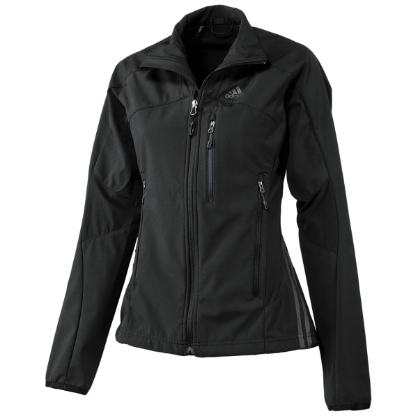 Adidas Terrex Swift Soft Shell Jacket (For Women)