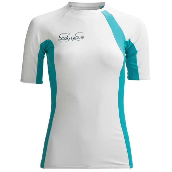 Body Glove High-Performance Rash Guard - Short Sleeve (For Women)