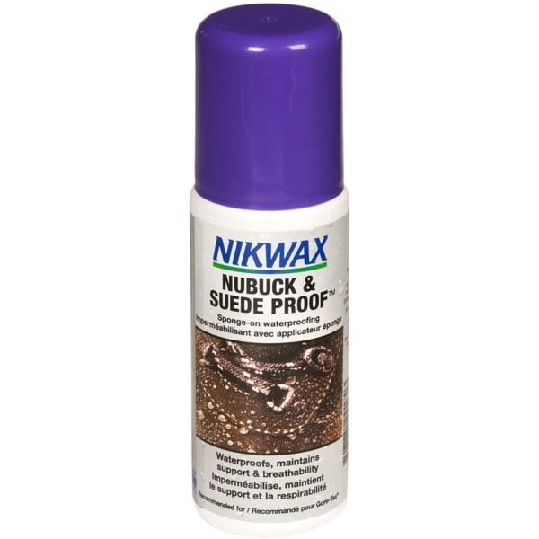 photo: Nikwax Nubuck & Suede Proof